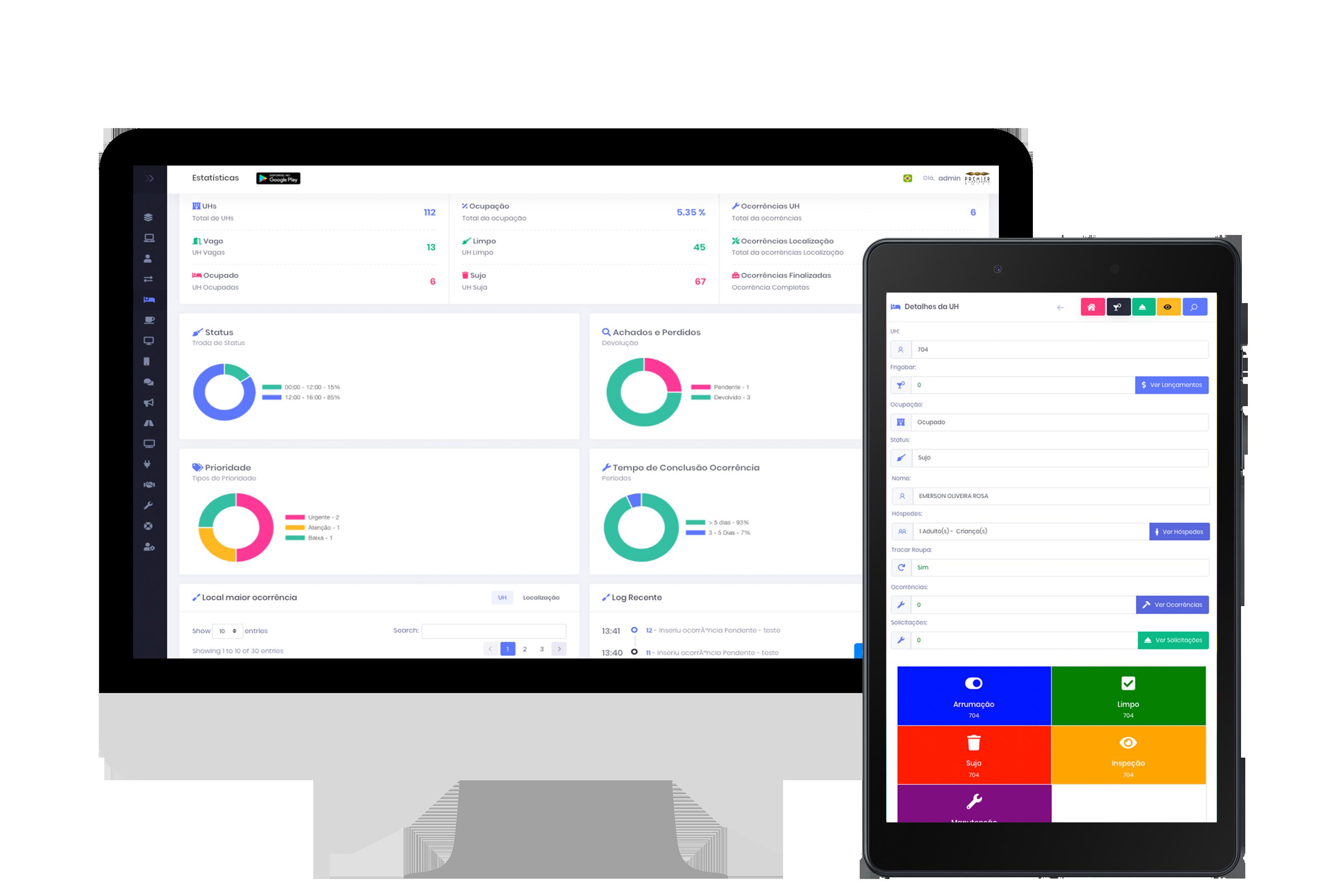 Sistema de Governança Online