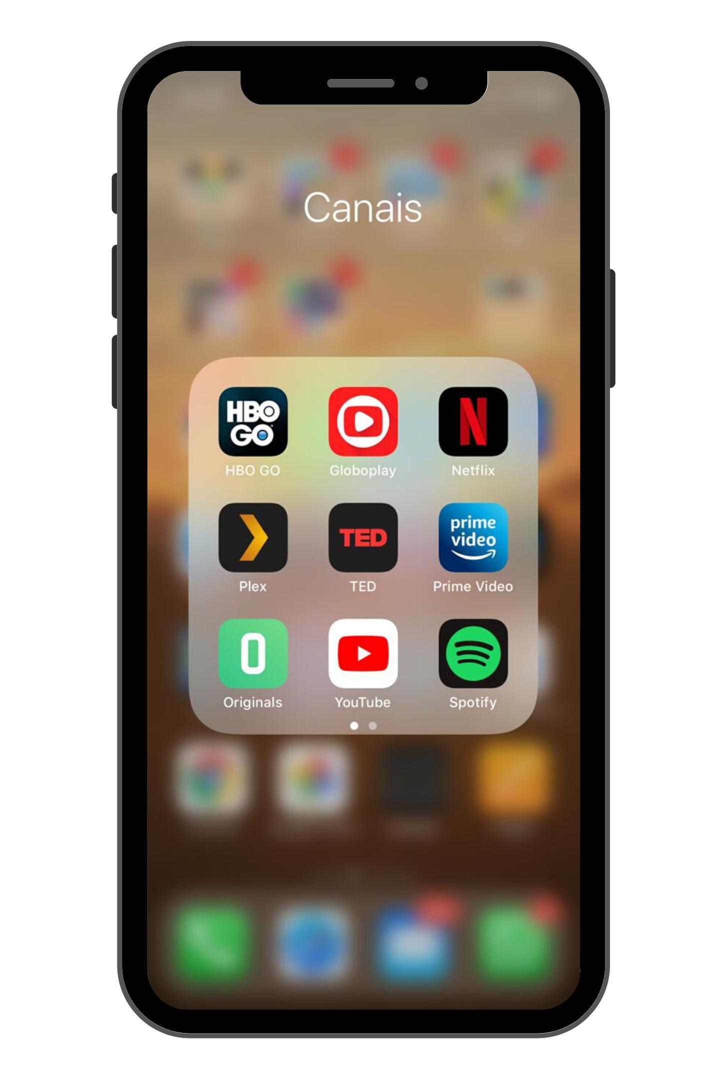 Globoplay, Hulu, Netflix, Youtube, HBOGO